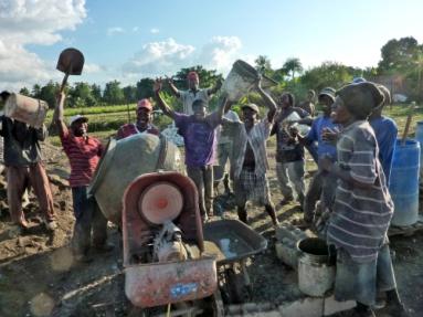 CCFPL Bauarbeiter